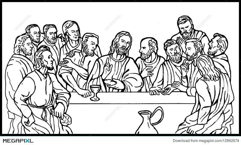 Black Jesus Last Supper 64167 Loadtve