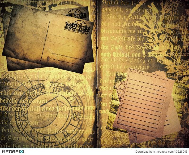 old book template illustration 13326046 megapixl