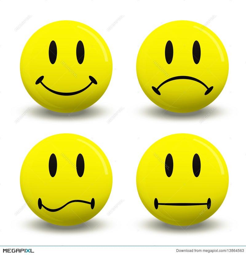 Symbols Emotions Illustration 13864563 Megapixl