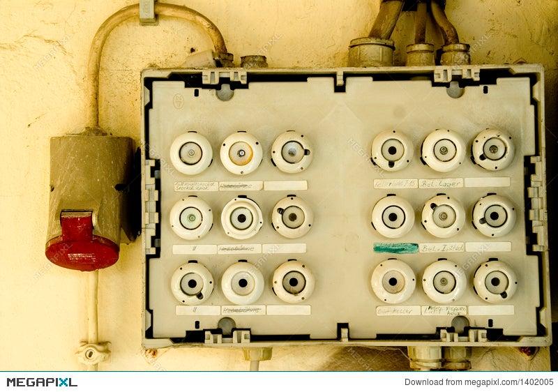 old fuse box stock photo 1402005 megapixl olds bravada fuse box old fuse box