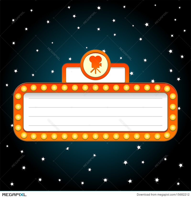 Movie Theme Background Illustration 15682212 Megapixl