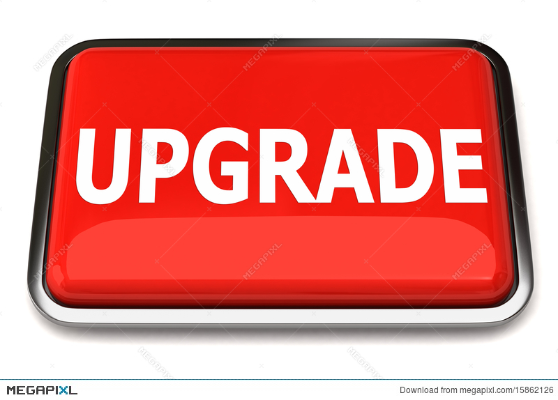 Upgrade Button Illustration 15862126