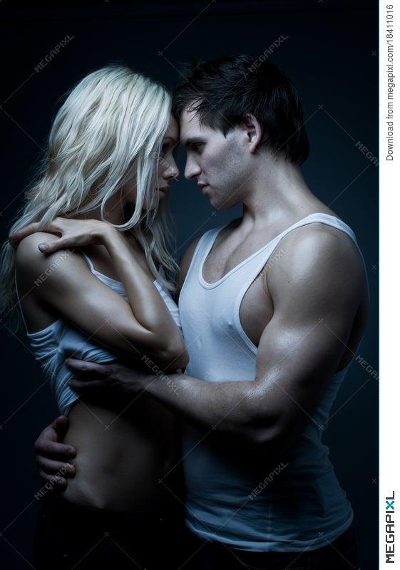 sexy couple stock photo 18411016 - megapixl