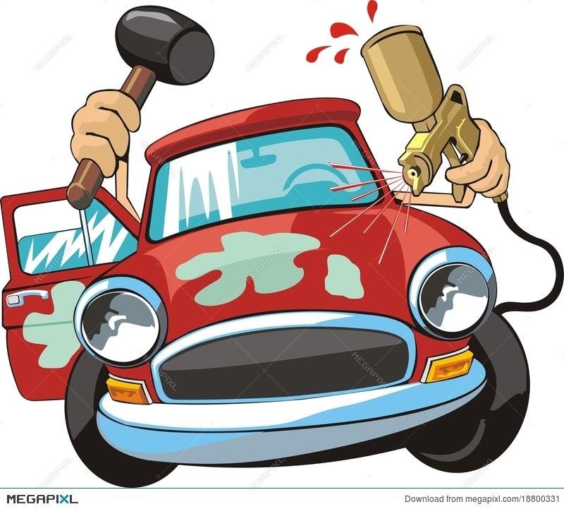 car body repair illustration 18800331 megapixl rh megapixl com
