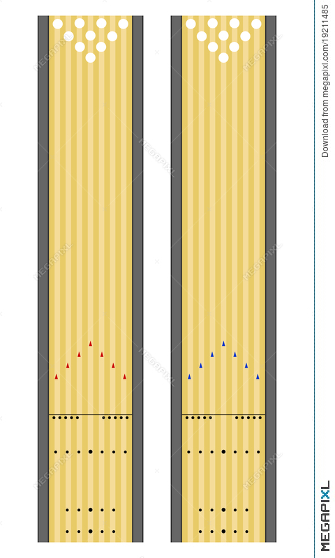Bowling Alley Dimensions Diagram Schematic Diagram