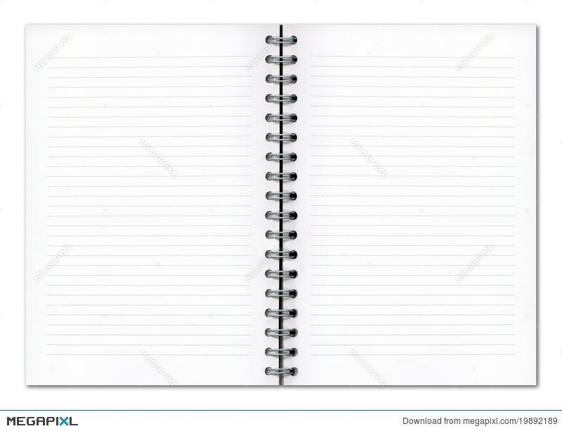 blank planner book stock photo 19892189 megapixl