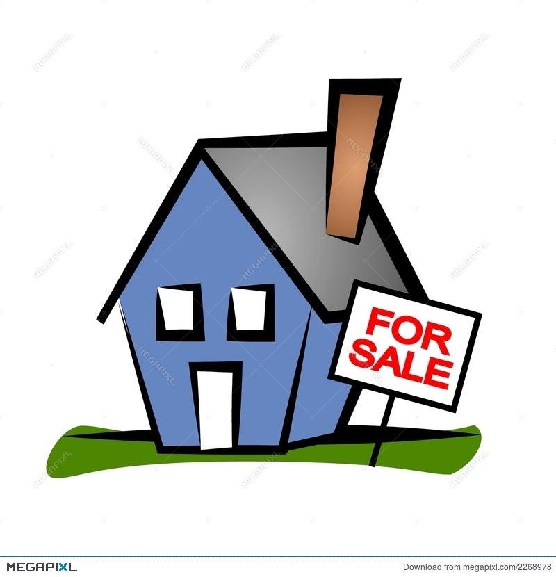real estate clip art house 2 illustration 2268978 megapixl rh megapixl com fair housing clipart housing clip art free
