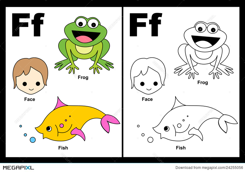 The Letter F Worksheets Worksheets for all   Download and Share ...