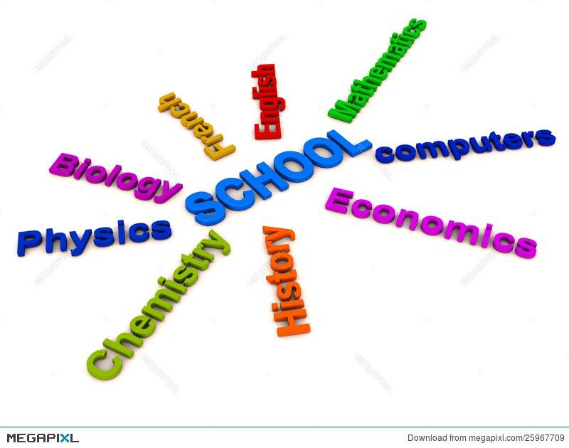 school education words collage illustration 25967709 megapixl