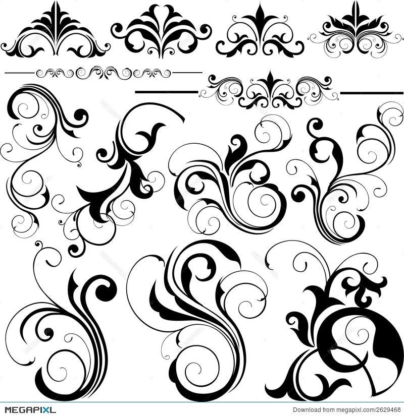 Design Elements Illustration 2629468 - Megapixl