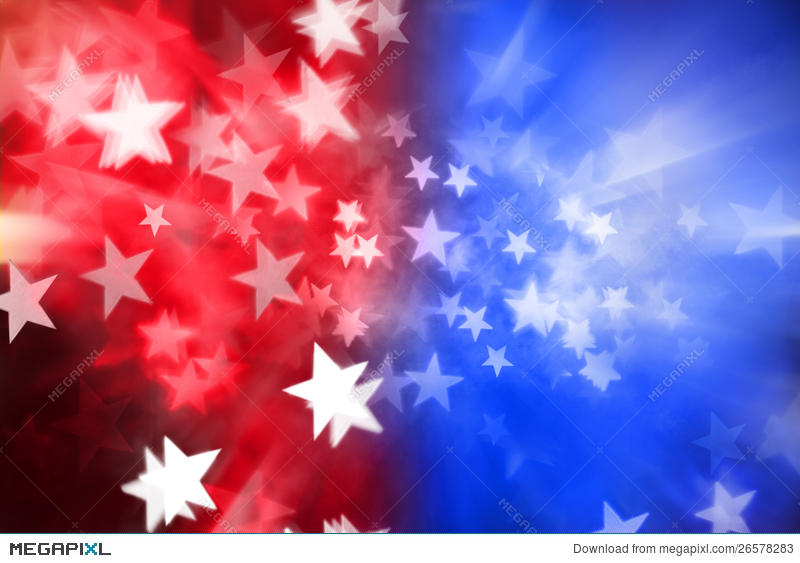 red white blue stars abstract american background stock photo 26578283 megapixl red white blue stars abstract american