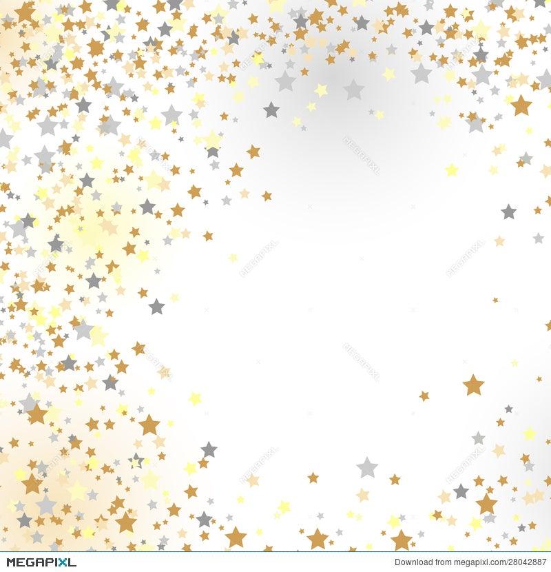 confetti new years celebration background
