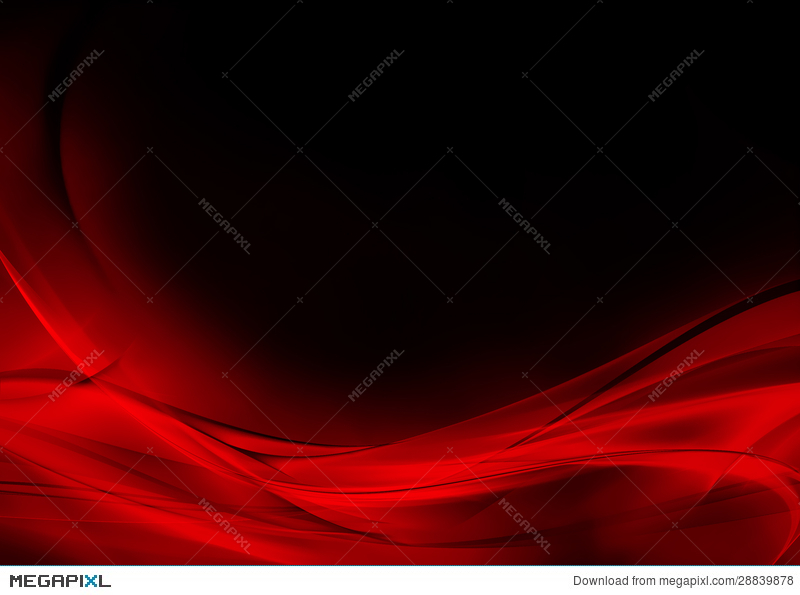 Abstract Luminous Red And Black Background Illustration 28839878 Megapixl