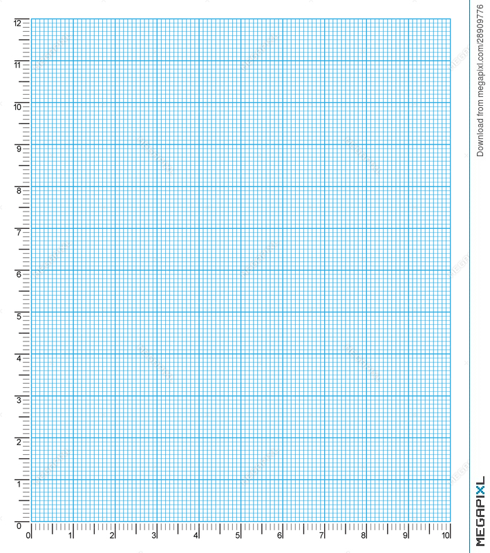 engineering graph paper mm illustration 28909776 megapixl