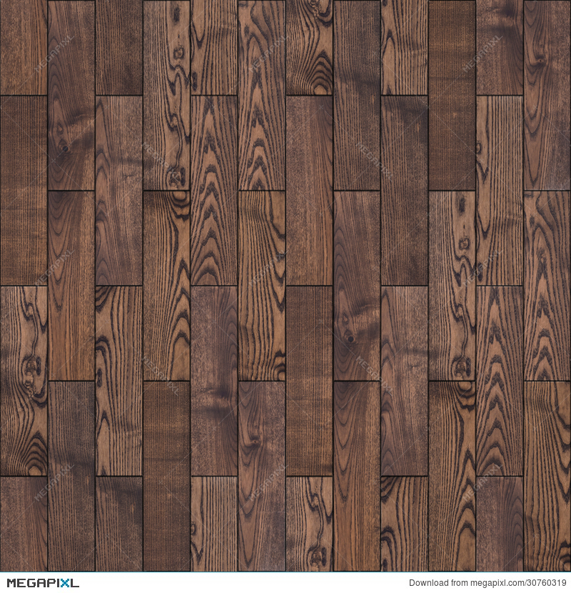 Brown Wood Parquet Floor Seamless Texture Stock Photo 30760319
