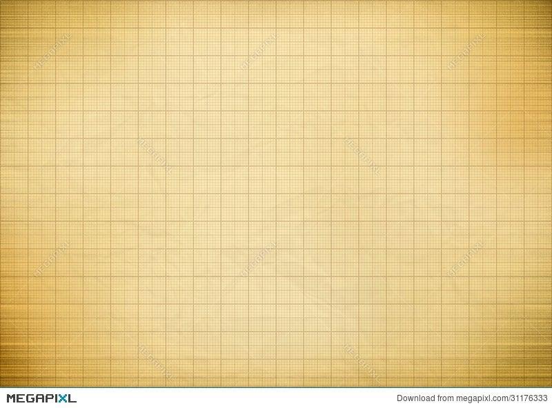 blank millimeter old graph paper stock photo 31176333 megapixl