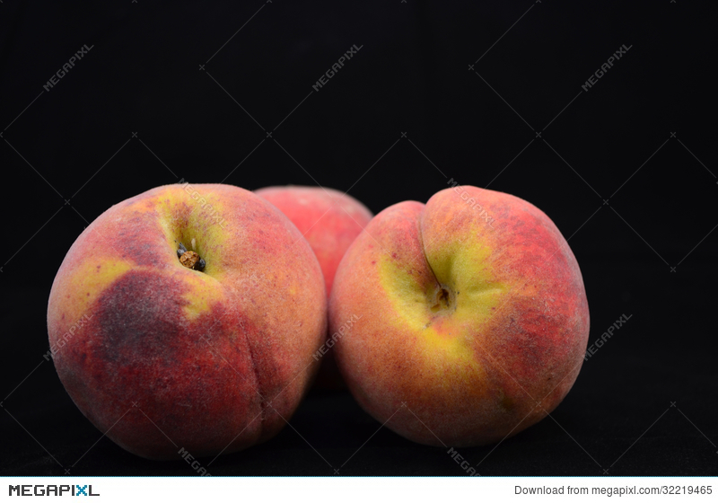 fresh peaches isolated on black background stock photo 32219465 megapixl fresh peaches isolated on black