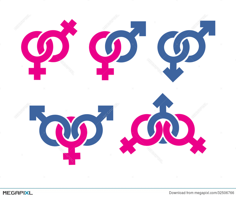 Image result for male female symbols