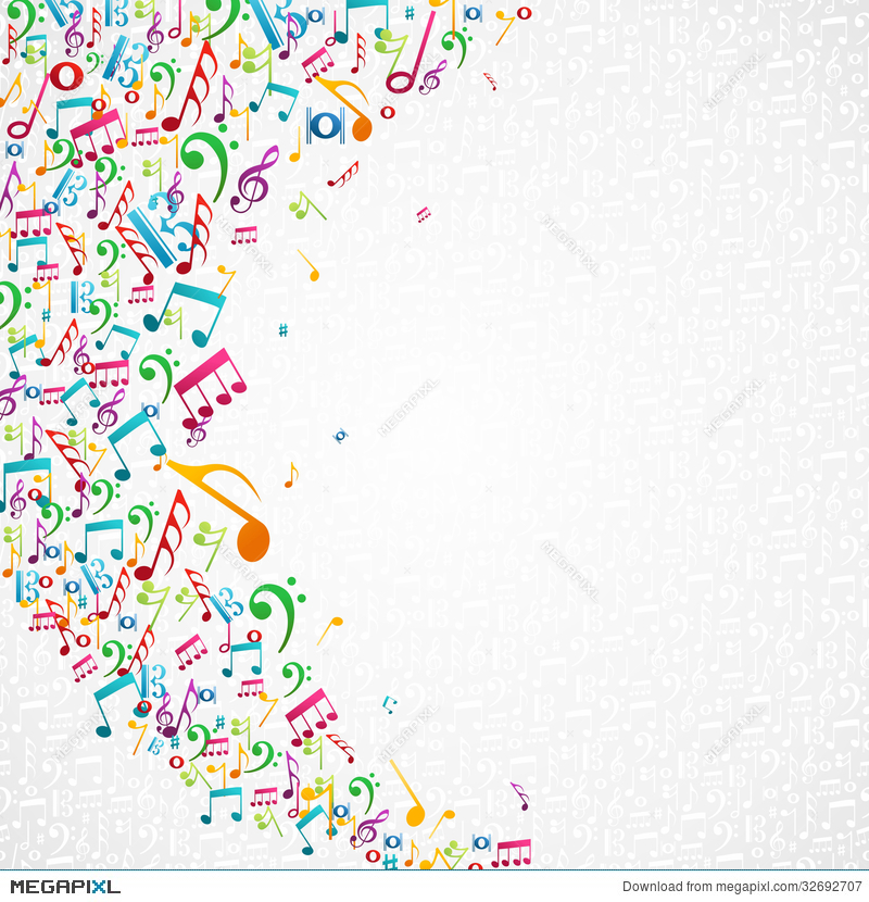 colorful music designs for backgrounds wwwpixsharkcom