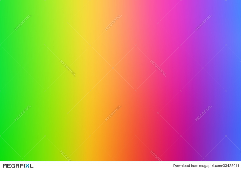 Abstract Background Texture Of Colorful Rainbow Color Stock