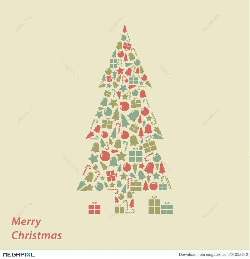 Vector christmas card modern christmas square background in fre vector christmas card modern christmas square background in fre m4hsunfo