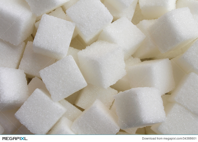 Sugar Cube Stock Photo 34388601 Megapixl