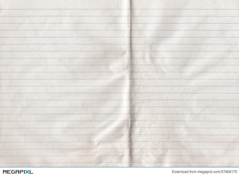 Double Sheet Lined Paper Photo 37469175 Megapixl – Double Lined Paper
