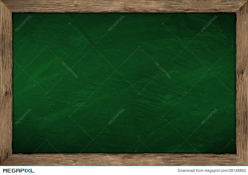 Green Chalkboard Stock Photo 38148862 - Megapixl
