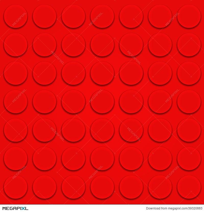 Ilration Lego Brick Vector
