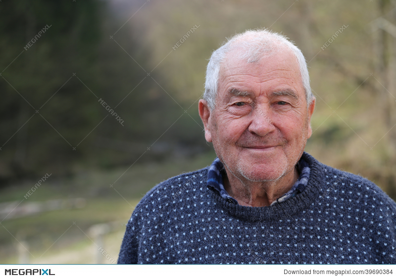 happy old man stock photo 39690384 megapixl