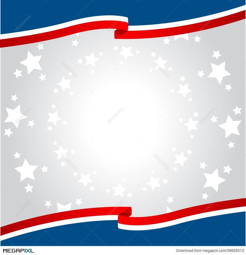 patriotic background illustration 39825012 megapixl