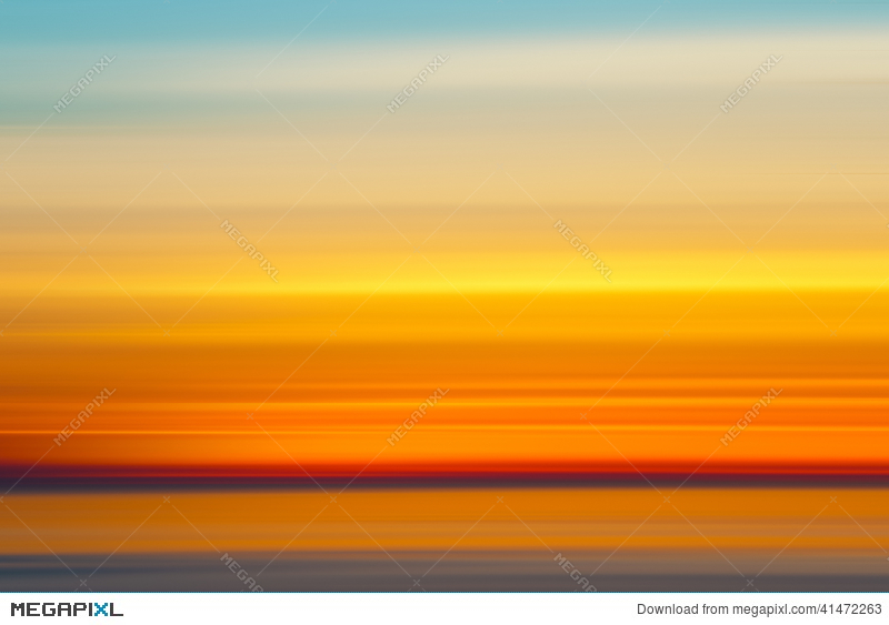 abstract sunset colors illustration 41472263 megapixl