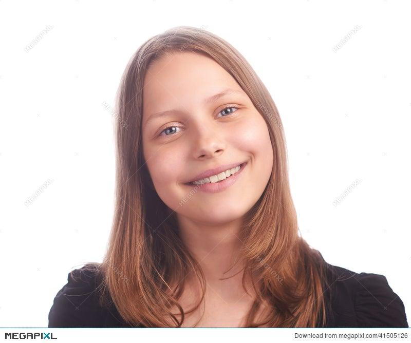 Teenage girls faces #9