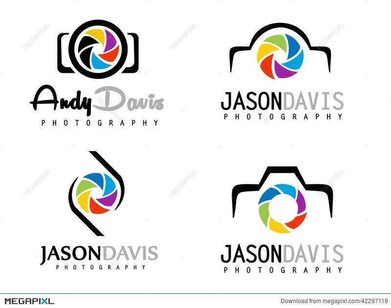 Photography Logo Illustration 42297119 Megapixl