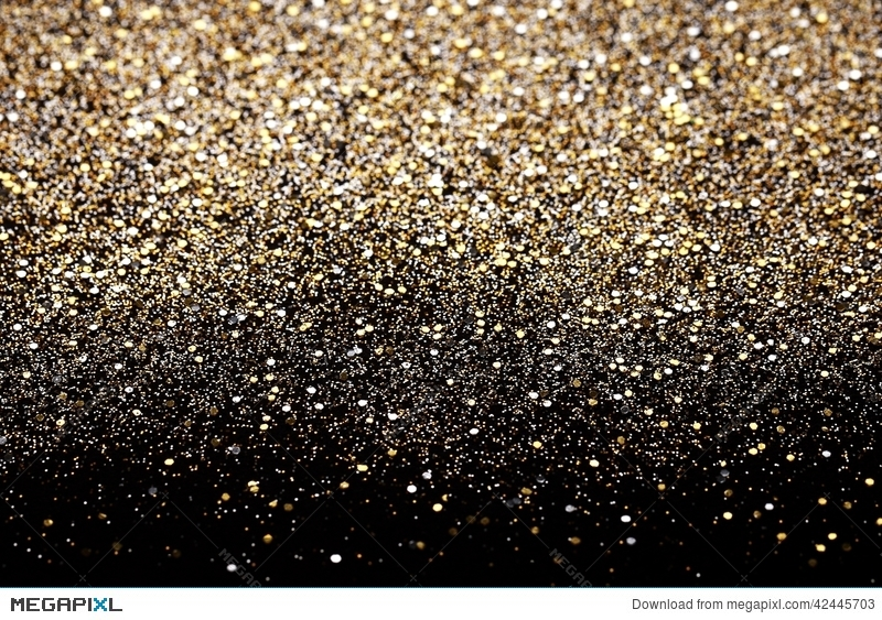 christmas new year gold and silver glitter background holiday abstract texture