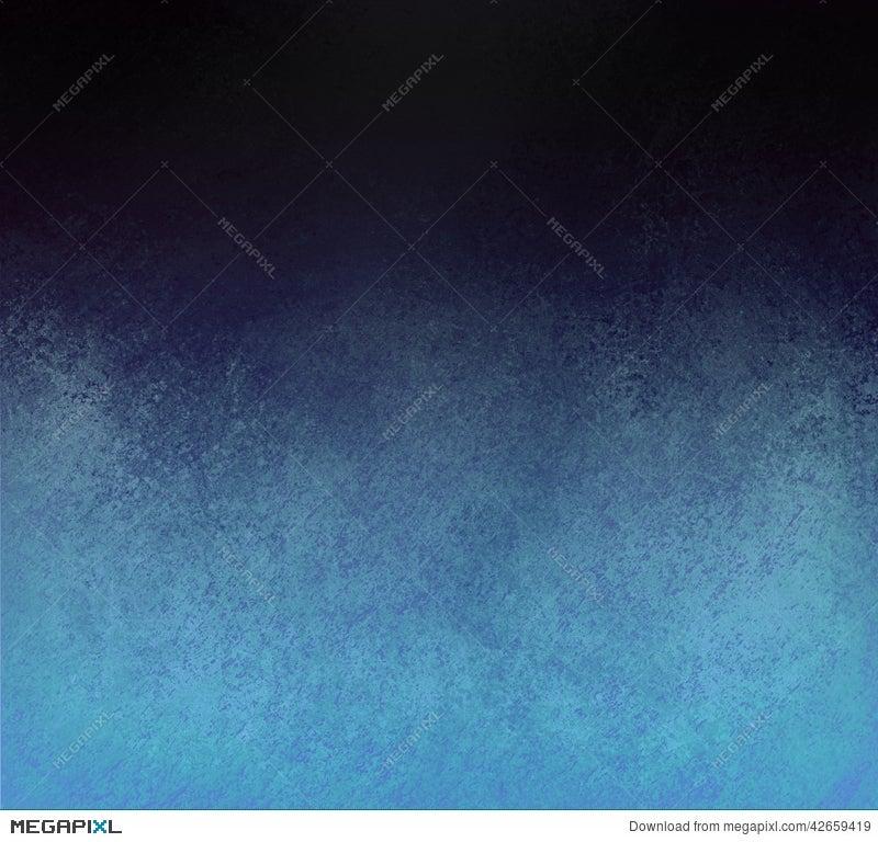 blue black background