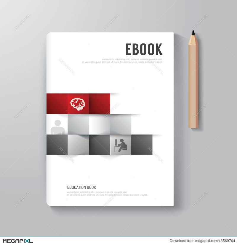 book cover template free download