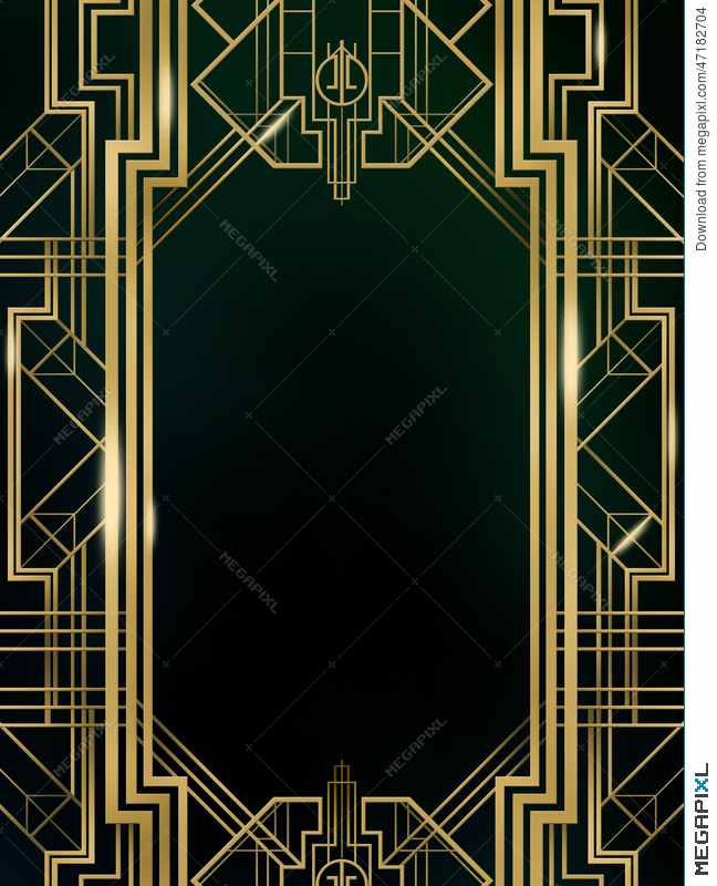 Roaring 20S Invitations as Beautiful Sample To Create Inspirational Invitations Layout