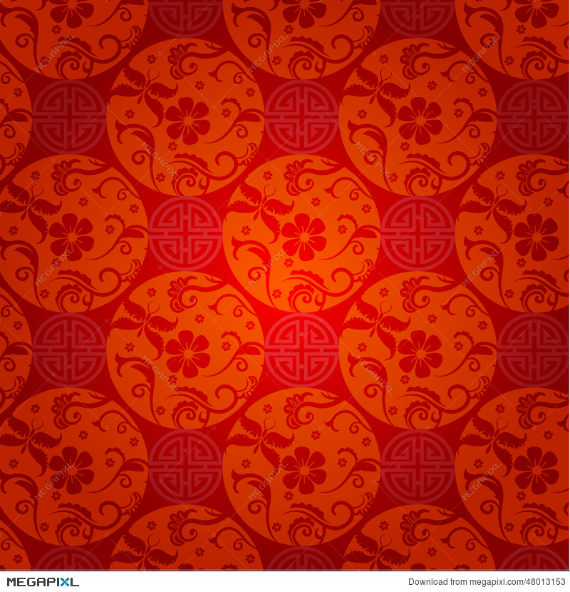 chinese new year background vector design