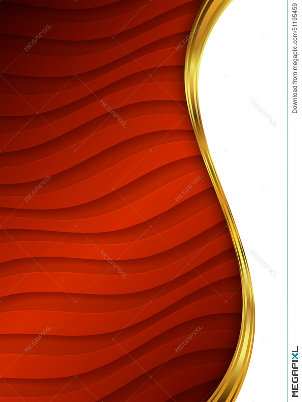 Red and gold abstract background template for website banner red and gold abstract background template for website banner business card invitation reheart Gallery