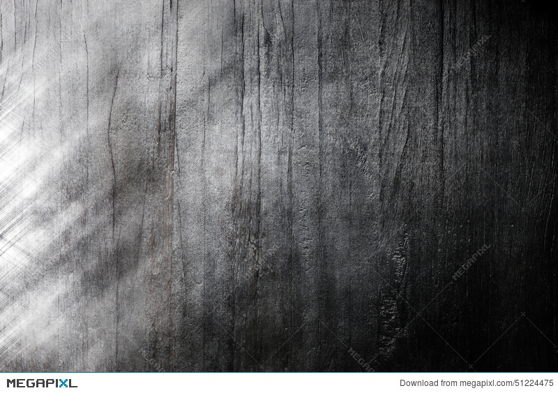Wood Black White Background Abstract Stock Photo 51224475