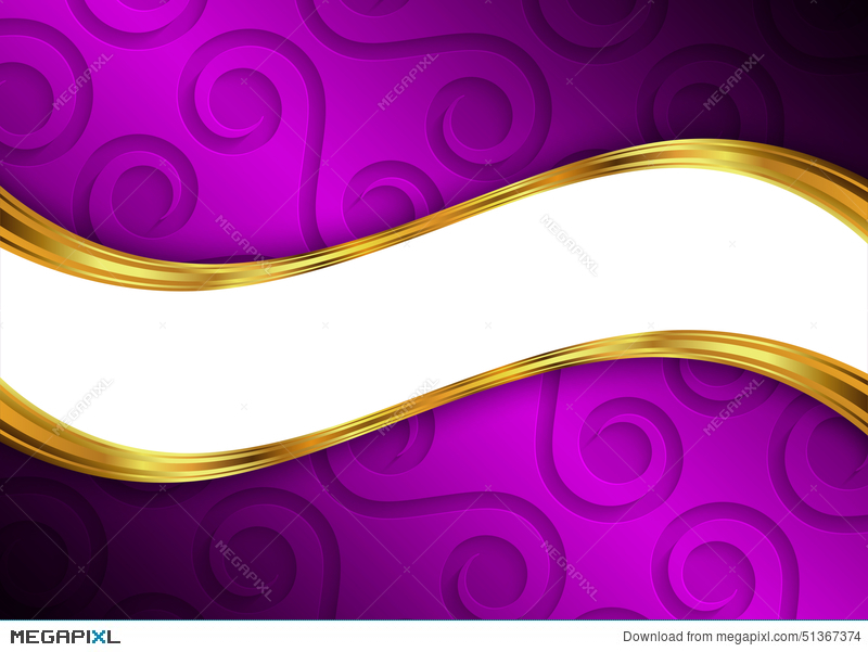 Purple and gold abstract background template for website banner purple and gold abstract background template for website banner business card invitation colourmoves