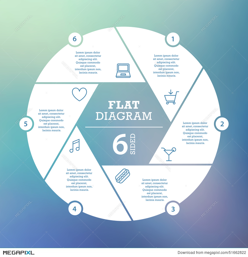 Business concept circle puzzle infographic template for cycle business concept circle puzzle infographic template for cycle diagram graph presentation and cheaphphosting Images