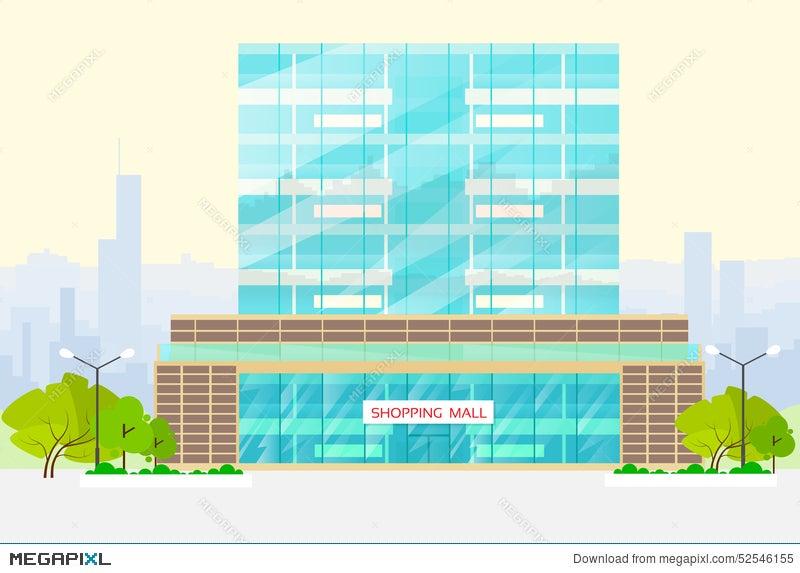 door clipart png - Door Vector Shop - Shopping Mall Clipart Png | #4721784  - Vippng