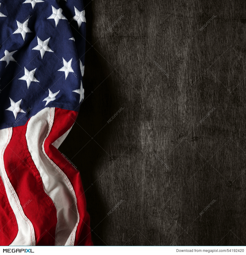 american flag background stock photo 54192420 megapixl