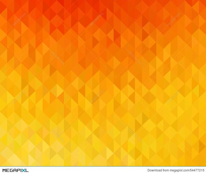 Abstract Orange Color Background Illustration 54477215