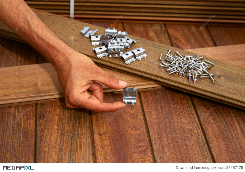 Ipe Deck Wood Installation S Clips