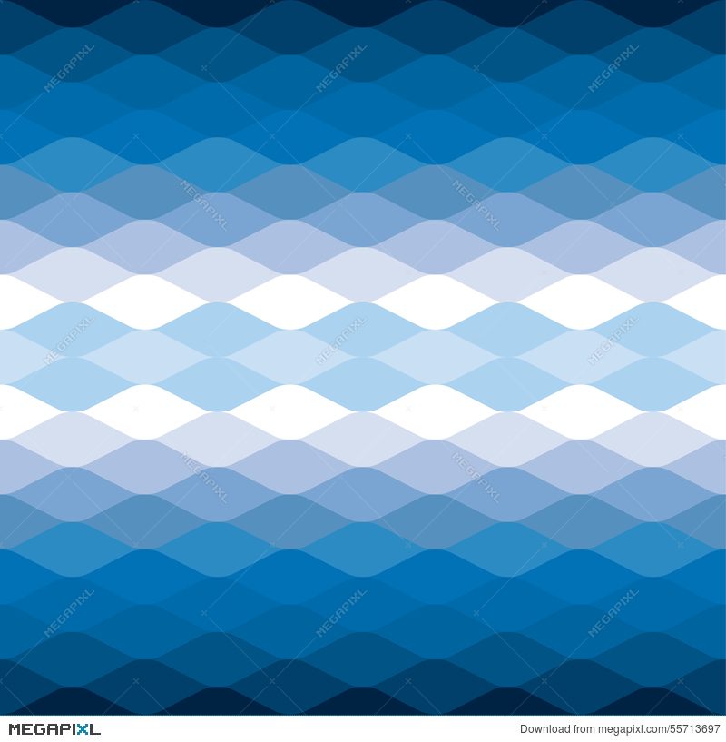 Blue Wave Water Cool Vector Pattern Background Illustration 40 Extraordinary Cool Background Patterns