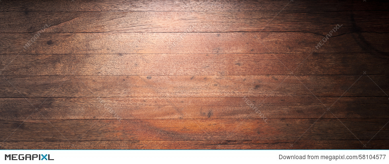 Rustic Wood Banner Background