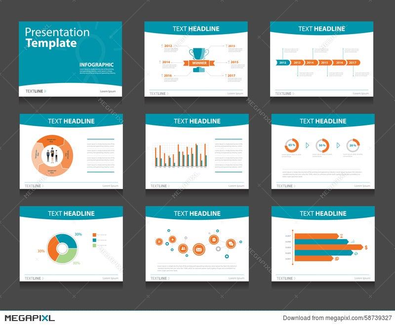 Infographic powerpoint template design backgrounds business infographic powerpoint template design backgrounds business presentation template set friedricerecipe Gallery